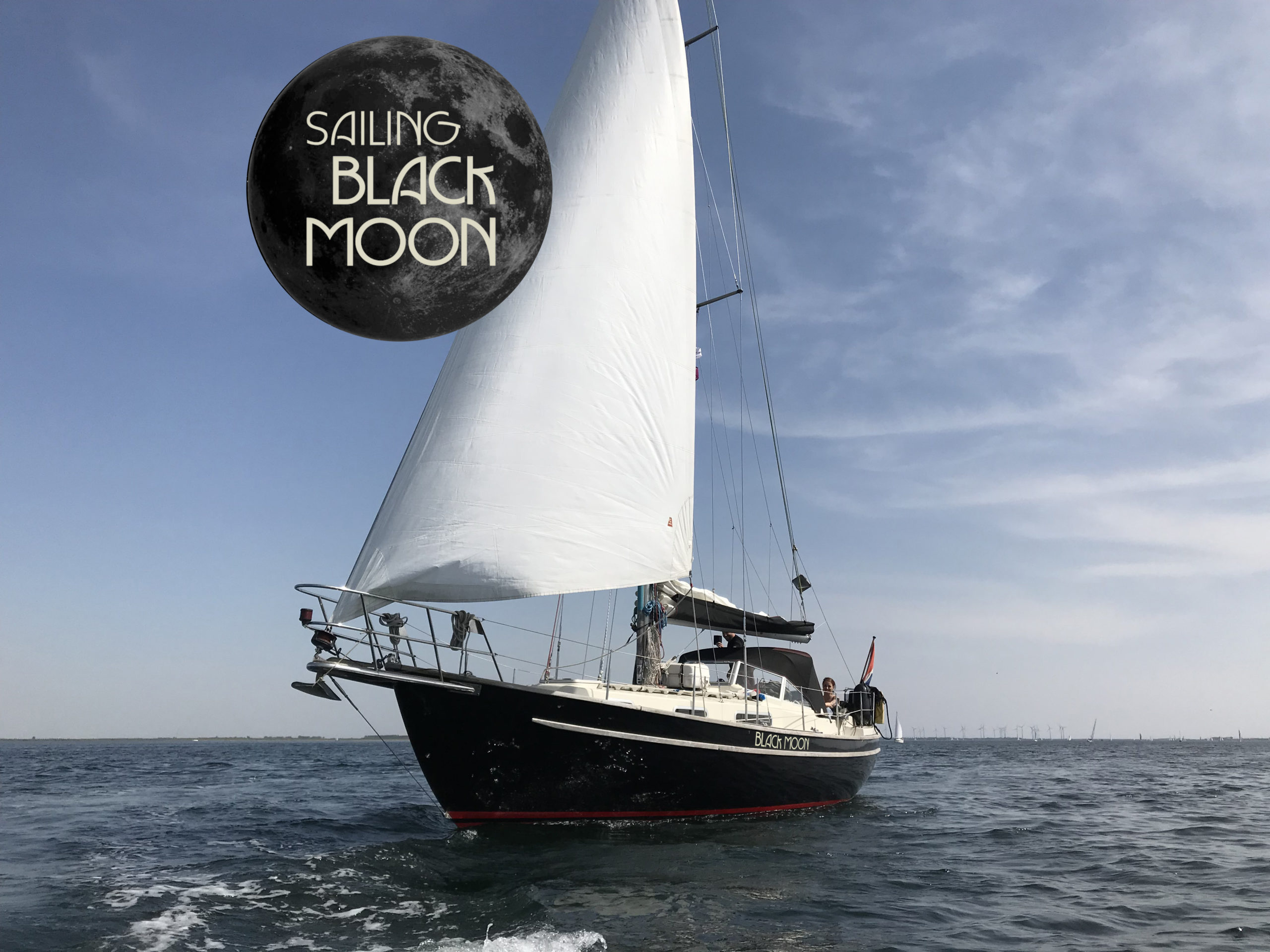 Sailing Black Moon - Reis met ons mee