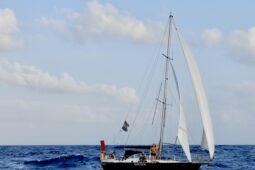 Dagboek: Dé Atlantische oversteek